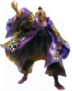Toyotomi Hideyoshi from Onimusha: Dawn of Dreams