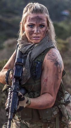 Airsoft hub is a social network that connects people with a passion for airsoft. Talk about the latest airsoft guns, tactical gear or simply share with others on this network Military Women, Military Army, Warrior Girl, Warrior Women, Tough Girl, New Girlfriend, Female Soldier, N Girls, Dangerous Woman