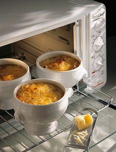Te damos unas recetas para cocinar rápido en el microondas.  #cocinar #microondas #recetas #rápido