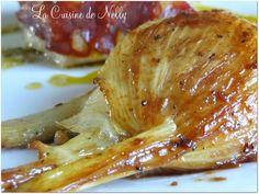 Fenouil braisé - LA CUISINE DE NELLY