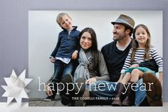 Happy Everything New Year's Photo Cards by annie clark at minted.com