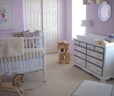 Design Dazzle: baby nursery