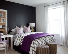 Bedroom Board Batten Wall Bedroom Design, Pictures, Remodel, Decor and Ideas - page 4