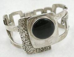 Erika Hult de Corral Modernist Bracelet