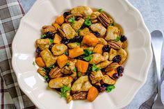 One-Pan Juicy Chicken Caramelized Sweet Potatoes Recipe