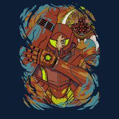 #metroid #tshirt #gaming