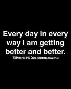 Damn sure better than I was yesterday and I thank God for that