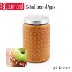 ~Salted Caramel Apple~ Nothin' says fall like a delicious caramel apple! The Salted Carmel Apple fragrance is crisp, gooey and divine with notes of apple, cinnamon & caramel. www.bentley.mygc.com