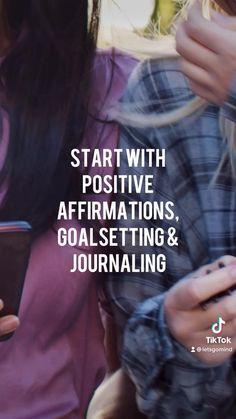 Ziele erreichen war noch nie schöner. Das 'Golden Mindset Journal' hilft dir ✔️ deine Glaubenssätze zu ändern. ✔️ dich mit Erfolg anzufreunden. ✔️ mehr Bewusstsein ✔️ und Dankbarkeit in deine Gedanken zu bringen. Manifestiere deinen Erfolg mit Let's go MIND. ⚡️ Positive Affirmations, Positive Quotes, Art Education Resources, Affirmation Quotes, Achieve Your Goals, Setting Goals, Successful People, Growth Mindset, Junk Journal