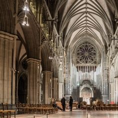 Visit Nidaros Cathedral and experience the newly restored Steinmeyer organ.