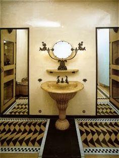 Jeanne Lanvin Bathroom Salle-de-bain-02.jpg 1,100×810 pixels ...
