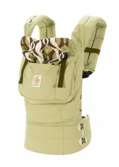 Baby Carriers - Pin it :-) Follow us .. CLICK IMAGE TWICE for our BEST PRICING ... SEE A LARGER SELECTION of  Baby carriers  at   http://zbabybaby.com/category/baby-categories/baby-activity-gear/baby-carrier/  - gift ideas, baby , baby shower gift ideas - ERGObaby Original Baby Carrier, Bamboo Forest « zBabyBaby.com