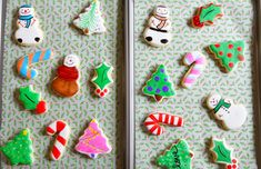 Easy Christmas Cookie Decorating with Kids