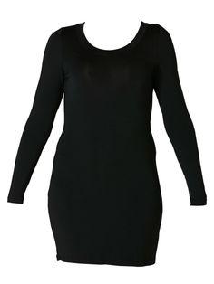 Tani - Long Sleeve Short Dress