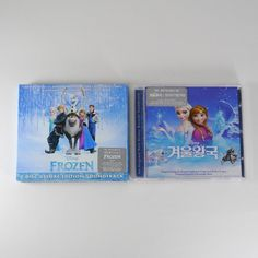 Frozen OST [2CD Deluxe Edition+1CD Korean Song Edition] Let it go, SISTAR-HyoLyn