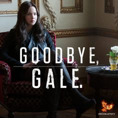 """""""I want to call him back and tell him that I was wrong... Forgive him. But since I can't, I'll just have to deal with the pain."""" - Katniss Everdeen, #MockingjayPart2"""