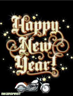 Have a Happy New Year from all admins at http://www.bikersfirst.com