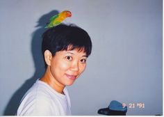 Li-Huang Huang 黄丽凰 - Feng Zikai award winner 2013