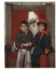 You'd better watch out, 'cause these Santas will haunt your dreams all year round!