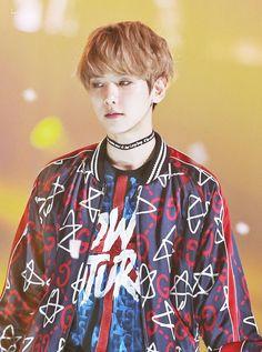 Baekhyun @ 26tg Seoul Music Awards 'ㅅ'