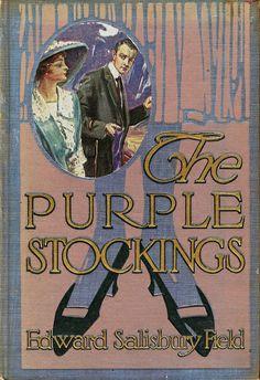 The Purple Stockings 1911