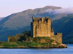 roadtrip Scotland: Eilean Donan Castle