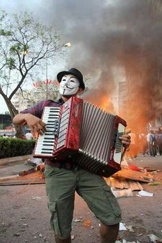musical riot