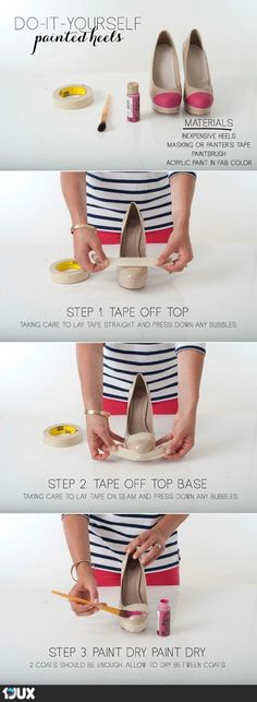style up your shoes