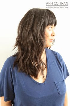 Mister anhcotran soft undercut ahn co tran style for 3 brunettes and a blonde salon