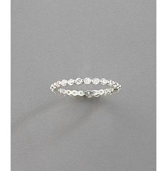 this is EXACTLY the wedding band I want, but in white gold and diamonds