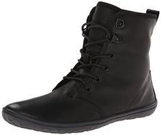 Vivobarefoot Women's Gobi II Hi Top Shearling Winter | Amazon.com. Just bought these boots this fall---good for packing and look good with different styles.  Love the barefoot style.