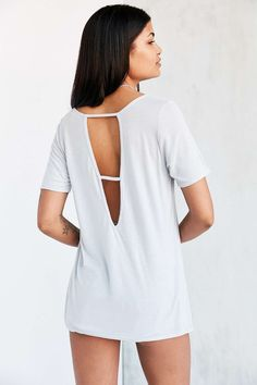 Truly Madly Deeply Ladder-Back Tee