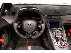 2017 Lamborghini Aventador LP 750-4 SV Roadster 2-Door Convertible