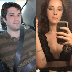 Post with 28097 views. It's been a long time since I've posted here! 18 months before starting HRT to 38 months on HRT :-). 29 y/o Male To Female Transition, Mtf Transition, Transgender Before And After, Male To Female Transformation, Trans Man, Brave Women, Transgender Girls, Role Models, Lgbt