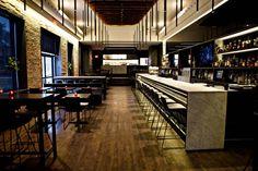 Iluminación restaurantes. Church Aperitivo Bar