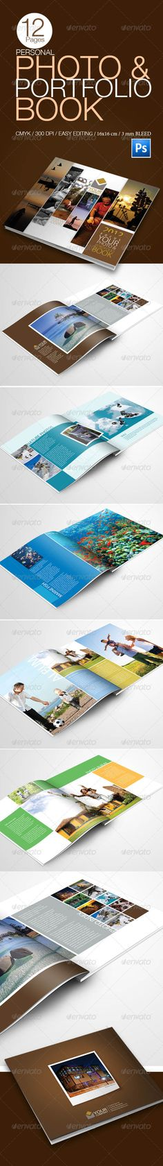 Your Photo & Portfolio Book