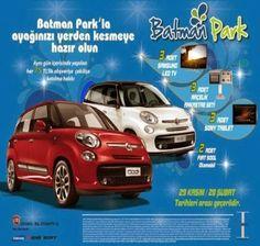 Batman Park AVM Çekiliş Kampanyası - Batman Park AVM Fiat 500 L Çekilişi http://www.kampanya-tv.com/2014/01/batman-park-avm-cekilis-kampanyasi-batman-park-avm-fiat-500-l-cekilisi.html