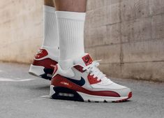 f9e2ce8662 Nike Air Max 90 Essential | 'Mars Stone Pack' | Mens Trainers [SIZE UK 13] # Nike