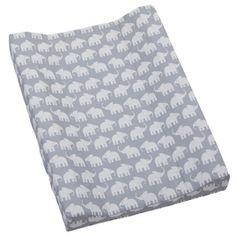 Skötbädd, Elefant, grå