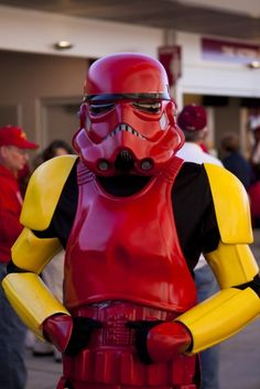 A Cyclone Stormtrooper! Photo from the Iowa State Daily. Iowa State Cyclones, Halloween Outfits, Husky, Die Hard, Superhero, College Football, State University, Picture Ideas, Spirit