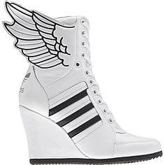 scarpe con la zeppa donna adidas