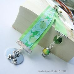 Looking for handmade gifts? We have a beautiful collection of unique gifts made by talented UK designers and crafts people. How To Make Bookmarks, Ribbon Bookmarks, Book Markers, Crystal Design, Unique Gifts, Handmade Gifts, Fabric Crafts, Beaded Jewelry, Tags