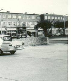 https://flic.kr/p/jMuKzu | Shops at Lady Margaret Road 1964
