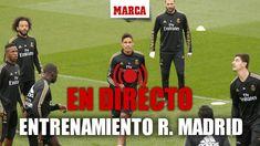DIRECTO: Entrenamiento previo al Osasuna vs Real Madrid I MARCA Real Madrid Club, Training