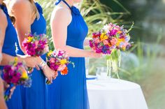Colourful Chic Outdoor Spring Texas Wedding http://www.coryryan.com/