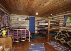 rustic interiors | Rustic cabin interior | Cabin Inspirations