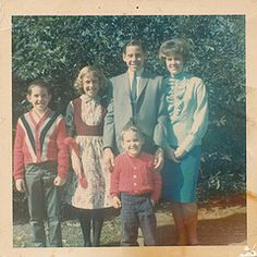 Me and my siblings in the mid-sixties in So Calif.  I was the middle of five kids.