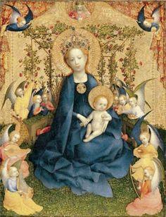 Puntadas divinas: El Nombre de María es dado a Nuestra Señora por Santa Ana su madre