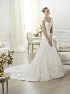 ♥ Wunderschönes Pronovias Brautkleid ♥  Ansehen: http://www.brautboerse.de/brautkleid-verkaufen/wunderschoenes-pronovias-brautkleid/   #Brautkleider #Hochzeit #Wedding