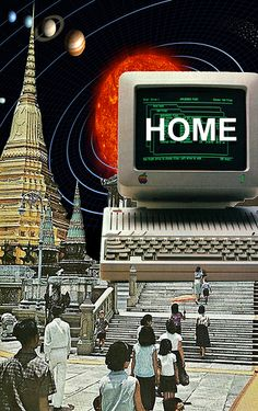 Home #collage